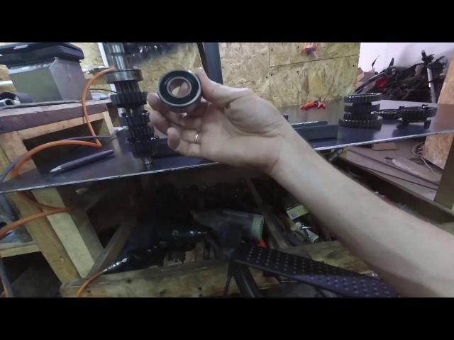Бложек №74 Yamaha FZS600 дефиктовка двигателя