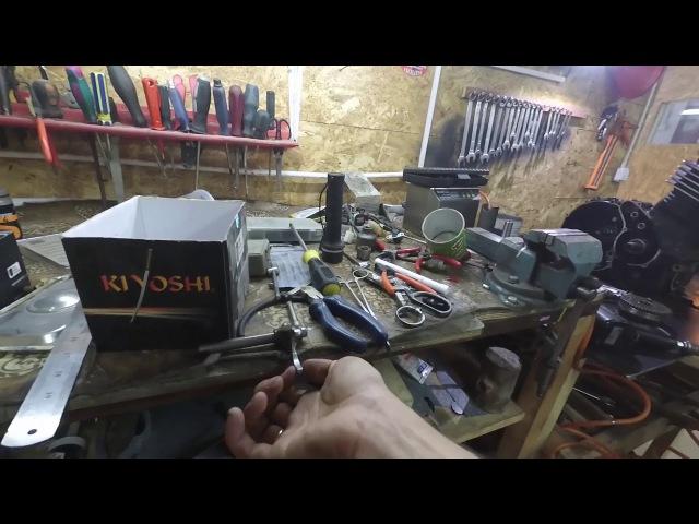 Бложек №74 Yamaha FZS600 грохочет каробка