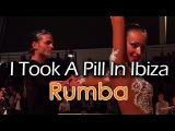 RUMBA  Dj Ice - I Took A Pill In Ibiza (25 BPM)