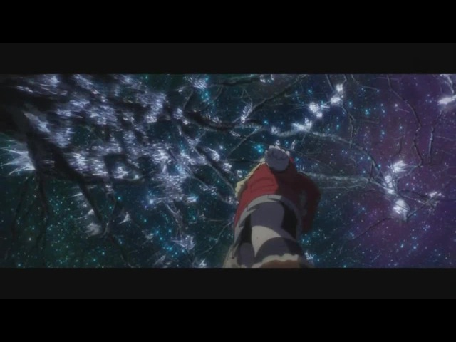 Christmas Tree (AMV, Boku dake ga Inai Machi, Город, в котором пропал лишь я, Ruth Barrett - Earthflow)