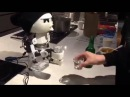 Новый робот бухает!!