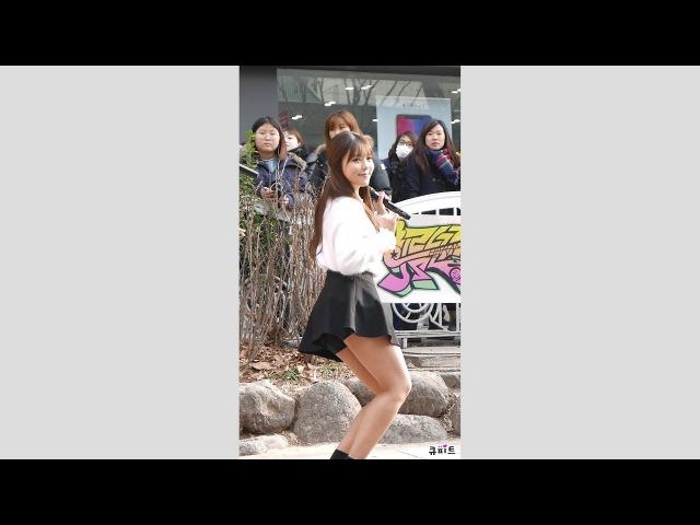 180120 마틸다(MATILDA) 세미 직캠 - Summer Again [홍대버스킹] fancam