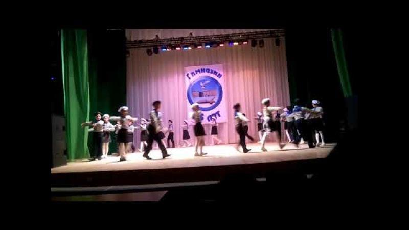 Матросский танец с. Малояз