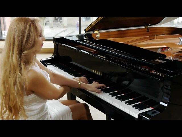 Frank Sinatra - My Way (Piano Version - Marina Lebenson)