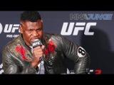 НГАННУ ПОСЛЕ БОЯ С МИОЧИЧЕМ НА UFC 220
