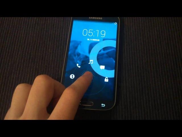 ОБЗОР ПРОШИВКИ CyanogenMod 11 android 4.4.4 KitKat на Galaxy S4