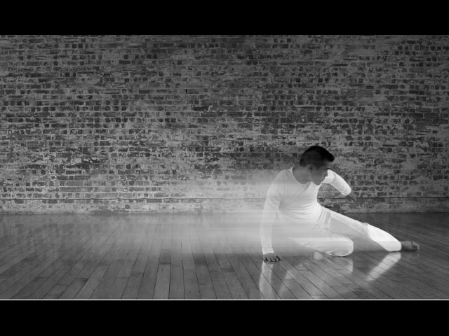Anthony Lee - Contemporary dance solo Sleep dancing