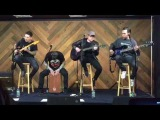 Fall Out Boy acoustic performance 12-12-17 uma thurman