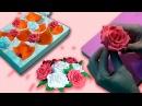Роза из мастики Сушилка для цветов Rose of mastic Dryer for flower Я ТОРТодел