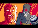 Tim Curry Escapes Capitalism ANIMATED (Command and Conquer: Red Alert 3 audio)