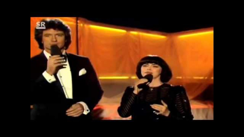 Mireille Mathieu Patrick Duffy - Together We`re Strong - HD