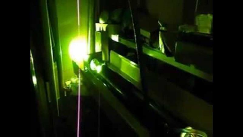 LGI-101 3W Copper Vapour Laser лазер на парах меди ЛГИ-101