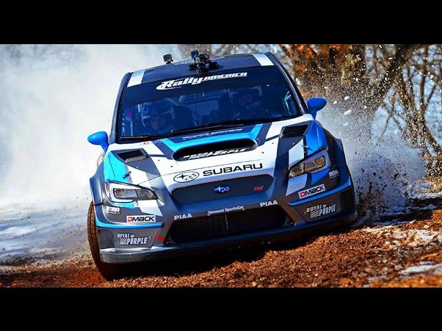 Best of SUBARU WRX STI S4 Rally | Snow and Dirt
