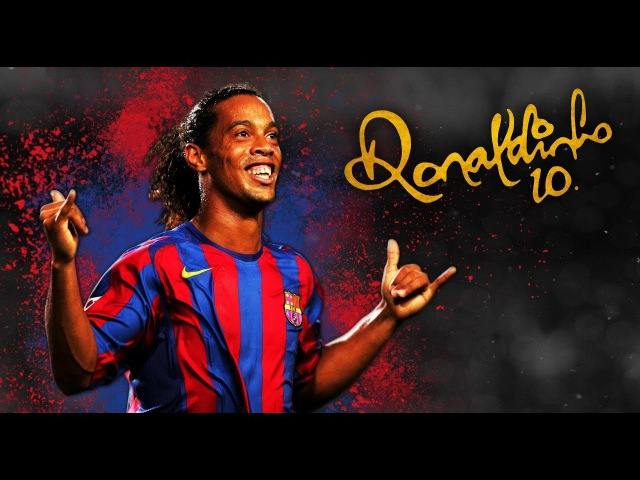 Ronaldinho 1998 - 2018 • Goodbye Football