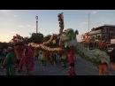 Китайский новый год. Тонг Сала. Панган. Таиланд. Последний парад, вечер.