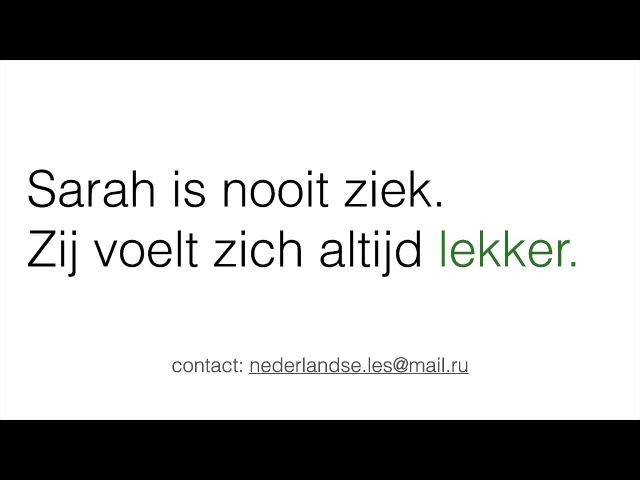 2017 Spreekvaardigheid examen A1 / Zinnen aanvullen 351-400 / Naar Nederland