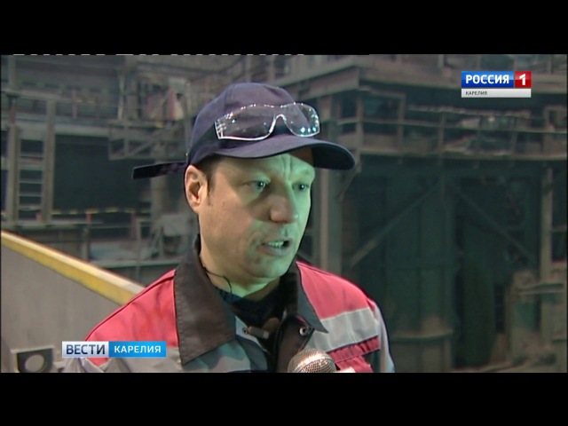 На литейном заводе Петрозаводскмаша идёт процесс заливки очередного корпуса ва...