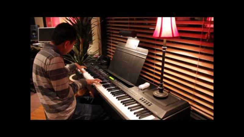 Stairway To Heaven - Led Zeppelin Piano Cover By Blind Musical Prodigy Kuha'o