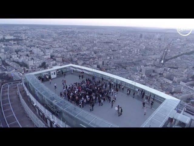 Agoria @ Montparnasse Tower Observation Deck for Cercle