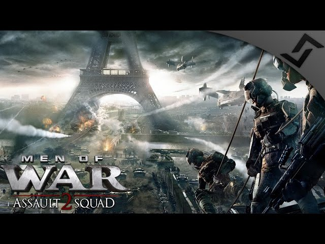 Defending the Eiffel Tower - Men of War: Assault Squad 2 - Wigga's CoD Mod