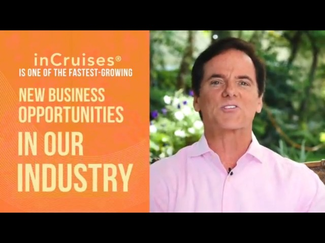 Video Invitation from the President of Cruise Club inCruises Michael Hutchison for MLM Entrepreneurs