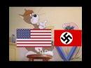 Tom Jerry Last days of WW2 nutshell