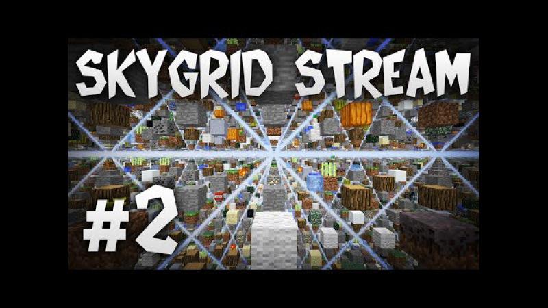 SkyGrid 2 - RedCrafting Stream