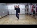Профи бокс Урок 8 Сдвоенные удары в движении