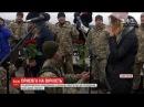 У Запоріжжі спецпризначенці освідчились коханим під час складання військової п