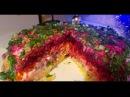 Селёдка под шубой постная цыганка готовит. Шуба в Рождественский пост. Gipsy cuisine.