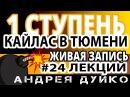 ⚜ 24 Андрей Дуйко 1 ступень ШколаКайлас в Тюмени ⚜ Эзотерика бесплатно