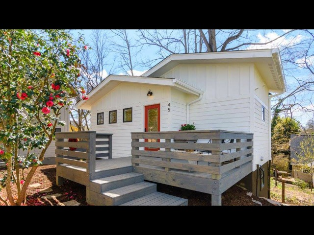 The Shilling 768 Sq. Ft. ADU by Wishbone Tiny Homes | Tiny House Design Ideas | Le Tuan Home Design