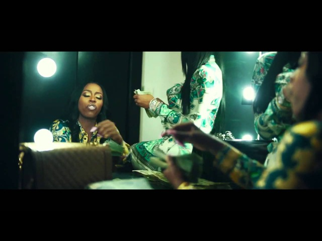 Kash Doll - All The Way Up (Remix)