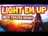 Battlefield 1 Gun Sync Fall Out Boy - Light Em Up (Nick Thayer Remix)