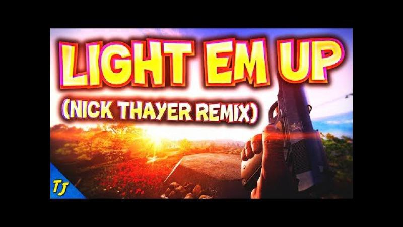 Battlefield 1 Gun Sync | Fall Out Boy - Light Em Up (Nick Thayer Remix)