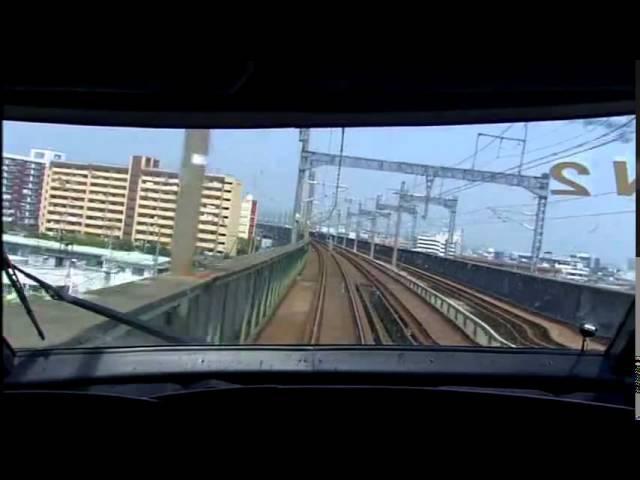 Nagano (Hokuriku) Shinkansen E2 'Asama' Tokyo-Nagano Driver's Eye View