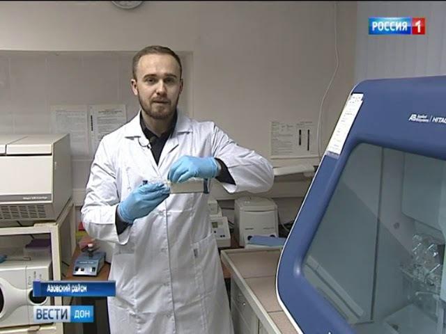 На Дону планируют создать генетическую базу осетровых в водоемах Ростовской области