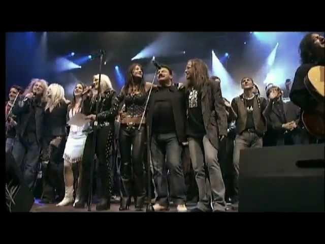 BONFIRE Doro Bonnie Tyler Edguy Saxon In Extremo and more R`R Cowboy