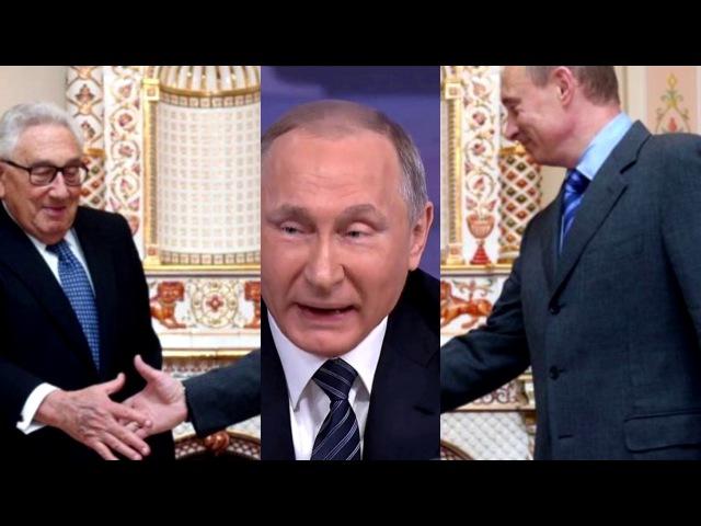 🙏 Путин всё ещё верит в чудо. Константин Боровой.