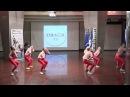 Команда LIL OPRA. Вокально-танцевальный фестиваль Golden people 2.04.2017.