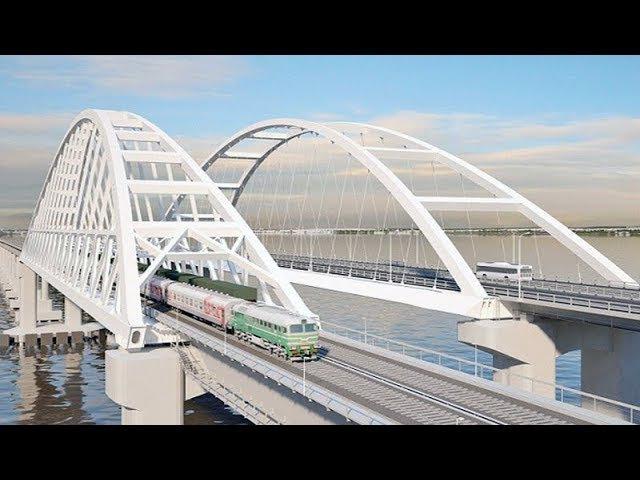 Россия отбила подлую атаку Украины на Керченский мост