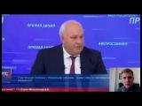 Ответ губернатора-запутинца сторонникам Павла Грудинина