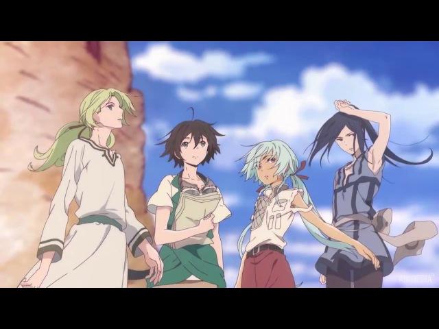 В песках поющие китята / Kujira no Kora wa Sajou ni Utau Trailer/Трейлер