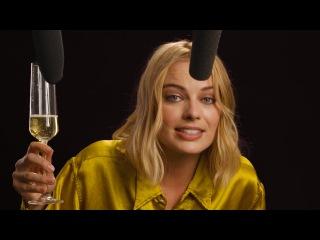 ASMR with Margot Robbie