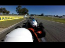 Kathys Formula Vee Crash Barbagallo 18 jun 2017