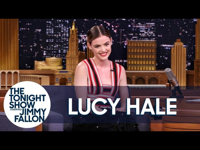 Lucy Hale Is Obsessed with Hanson and Catfishing People on Tinder