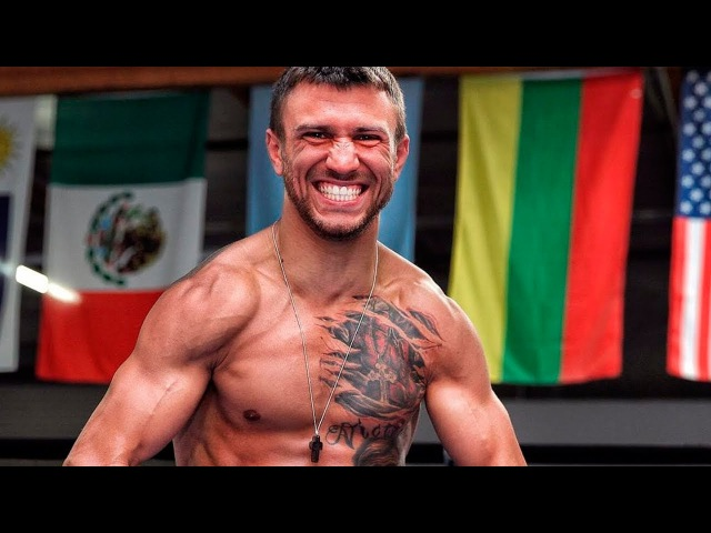 King of the Ring - Vasyl No Mas Lomachenko   Muscle Madness