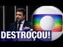 Feliciano recusa presente enviado pela Globo e destroça a emissora veja vídeo