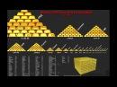 Арнольд Красницкий Золотой запас России количество золотого резерва в разных странах