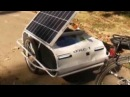 Ebike Trailer With PV Range Extender / SRE-1 / Double Your Range